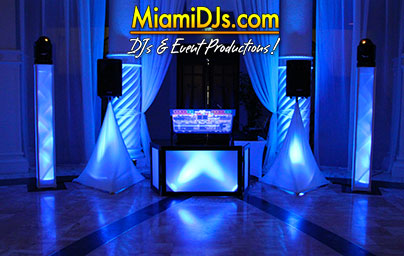 Welcome to Miami DJs