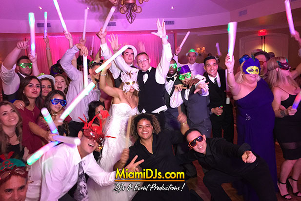 Miami DJs - Wedding