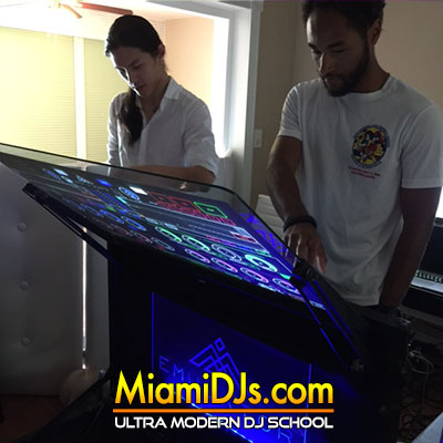 Miami DJs DJ School
