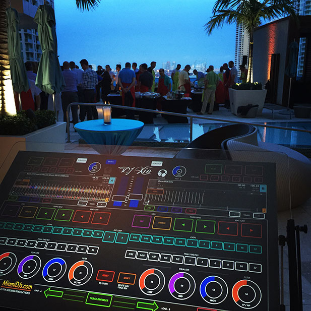 Miami DJs @ Epic Hotel (Celebrity Cruises)