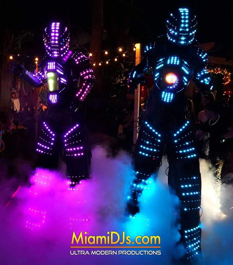 miami_led_robots_miami_djs